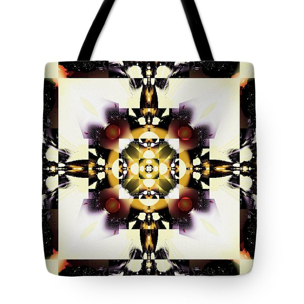 Well-framed Tote Bag by Jim Pavelle