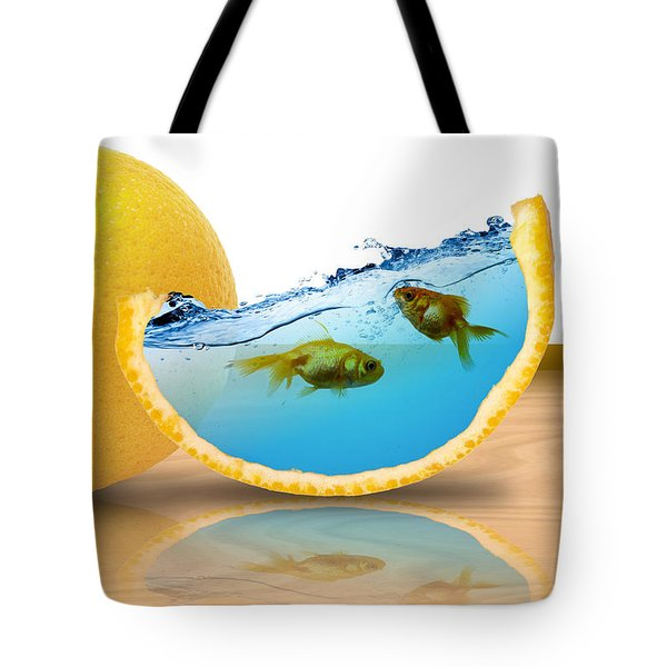 Well Organized Tote Bag