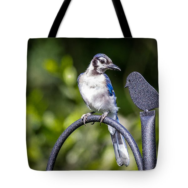 Well Say Something Tote Bag