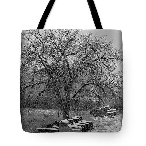 Well Suited Gentlemen Tote Bag