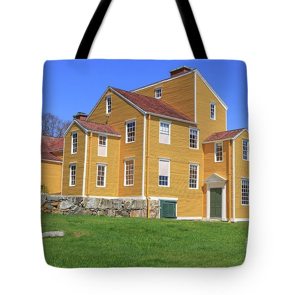 Wentworth Coolidge Mansion Tote Bag
