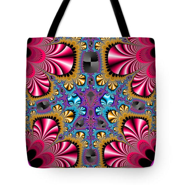 Tote Bag featuring the digital art Wepoirwers by Andrew Kotlinski