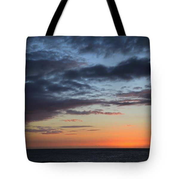 We're All Alone Tote Bag