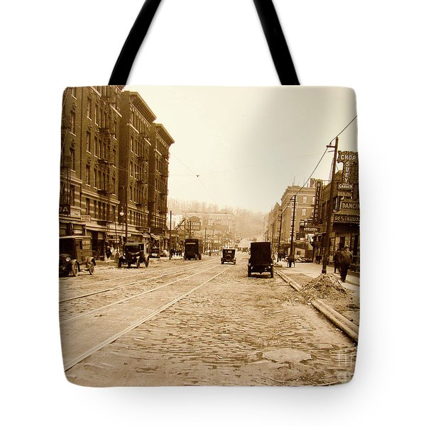 West 207th Street, 1928 Tote Bag