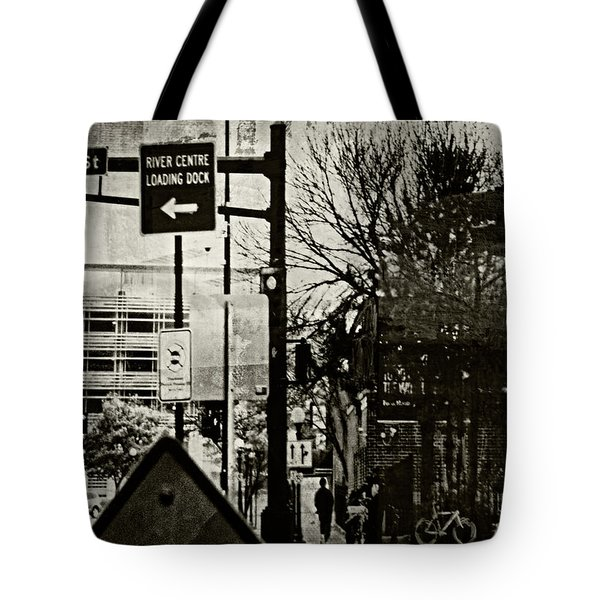 Tote Bag featuring the photograph West 7th Street by Susan Stone