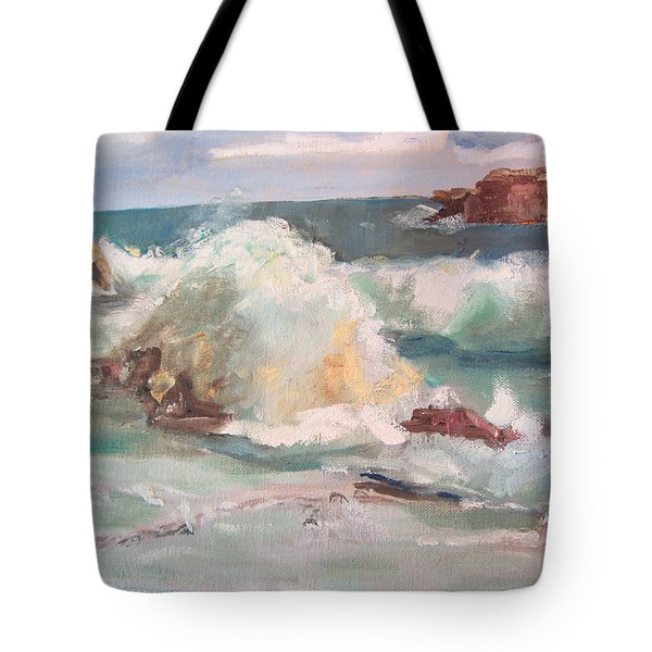 West Coast Tote Bag