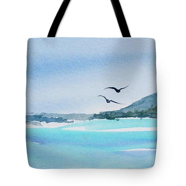 West Coast  Isle Of Pines, New Caledonia Tote Bag