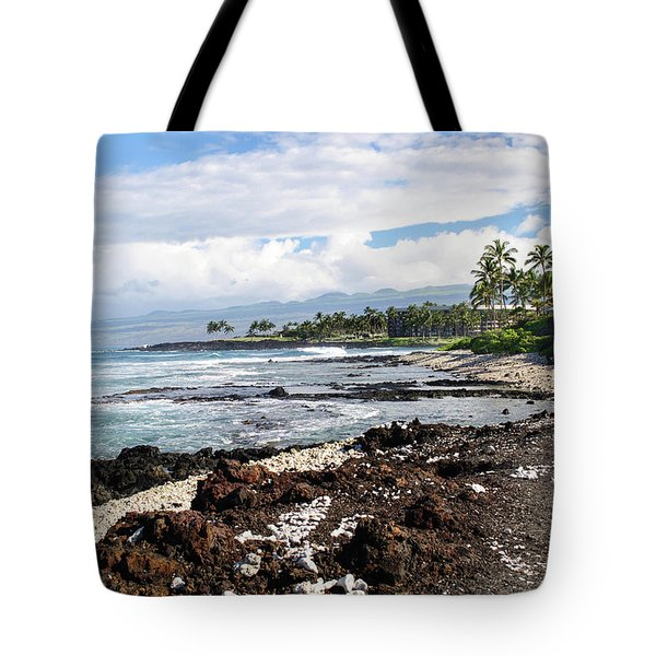 West Coast North Tote Bag