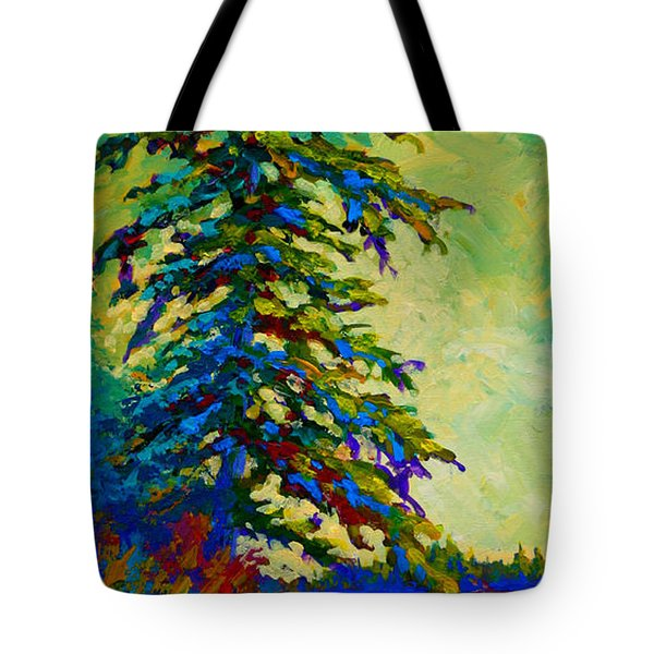 West Coast Sentinel Tote Bag