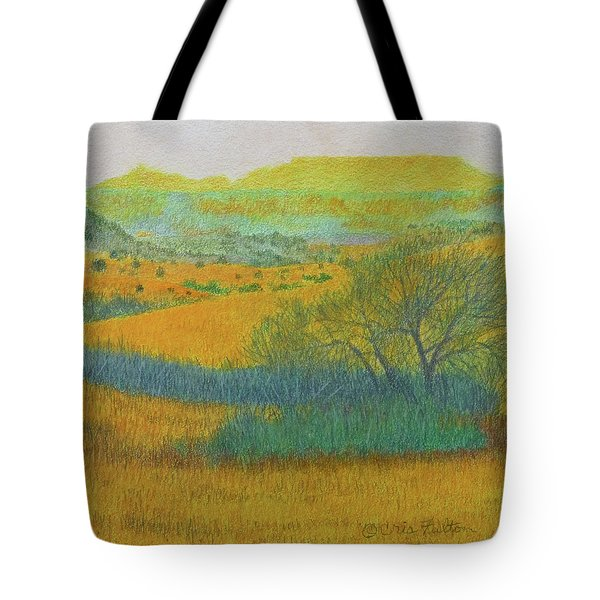 West Dakota Reverie Tote Bag