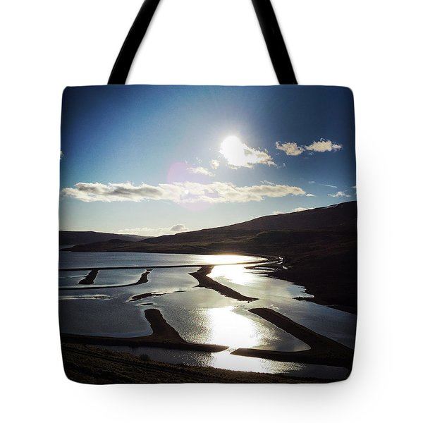 West Fjords Iceland Europe Tote Bag