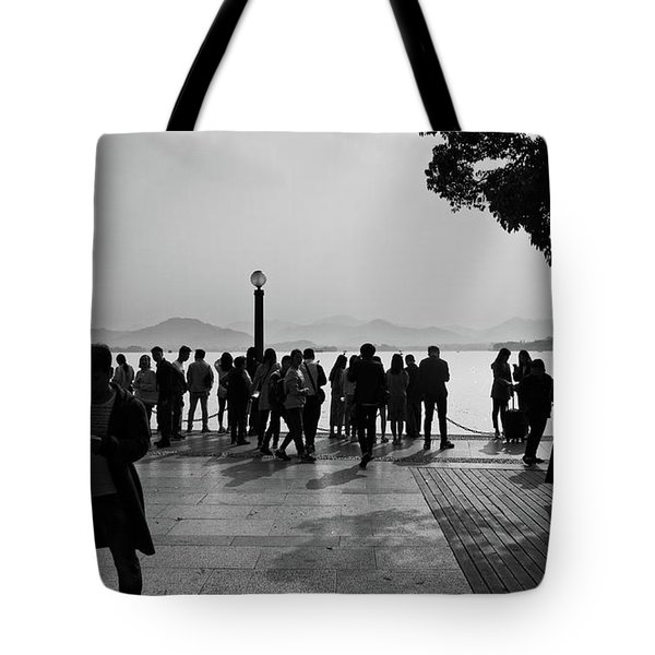 West Lake, Hangzhou Tote Bag