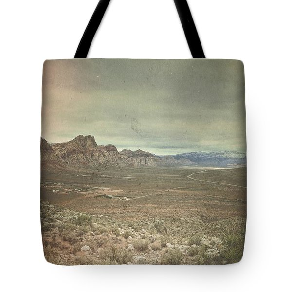 West Tote Bag by Mark Ross