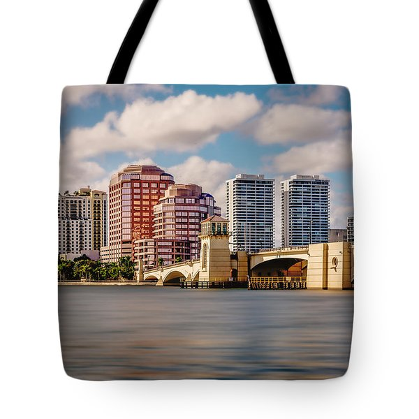 West Palm Beach 2015 Tote Bag