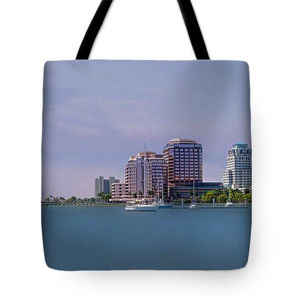 West Palm Beach - Spring Tote Bag