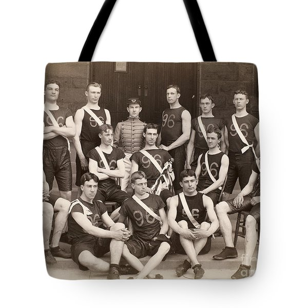West Point: Track, 1896 Tote Bag by Granger
