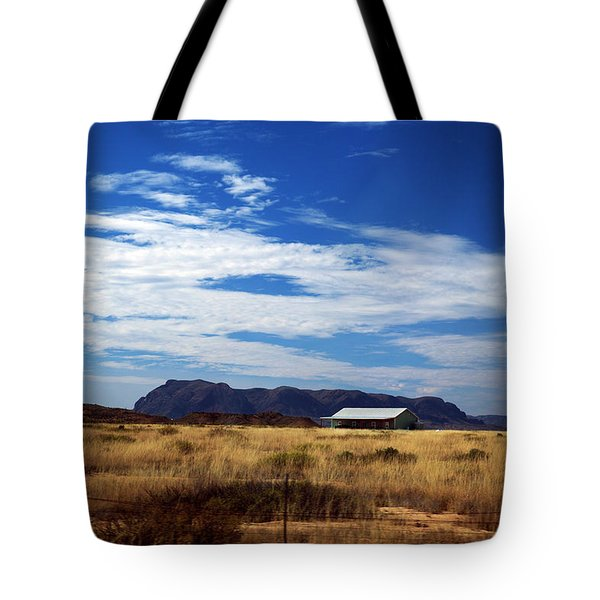 West Texas #1 Tote Bag
