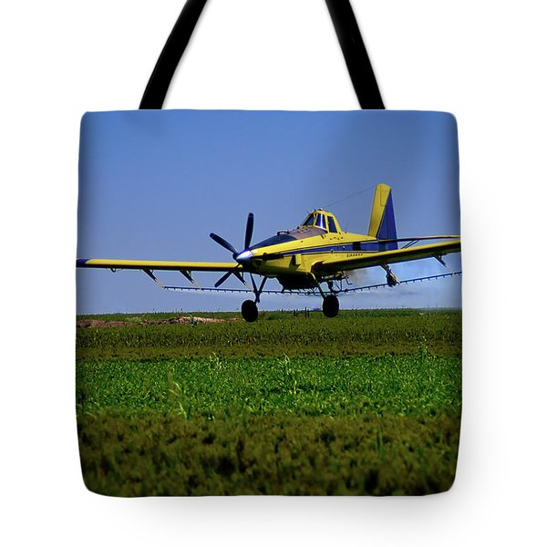 West Texas Air Force 2 Tote Bag