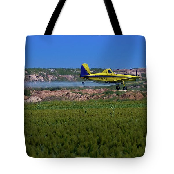 West Texas Airforce Tote Bag