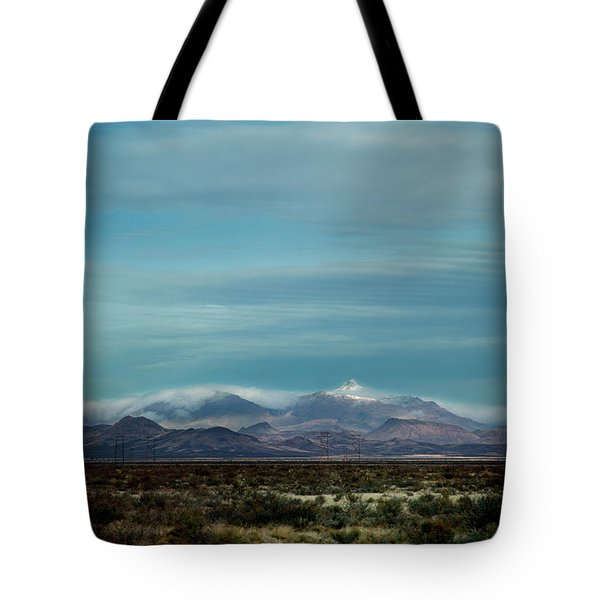 West Texas Skyline #1 Tote Bag