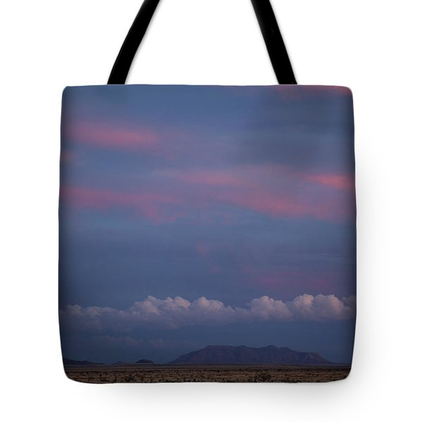 West Texas Sunset #2 Tote Bag