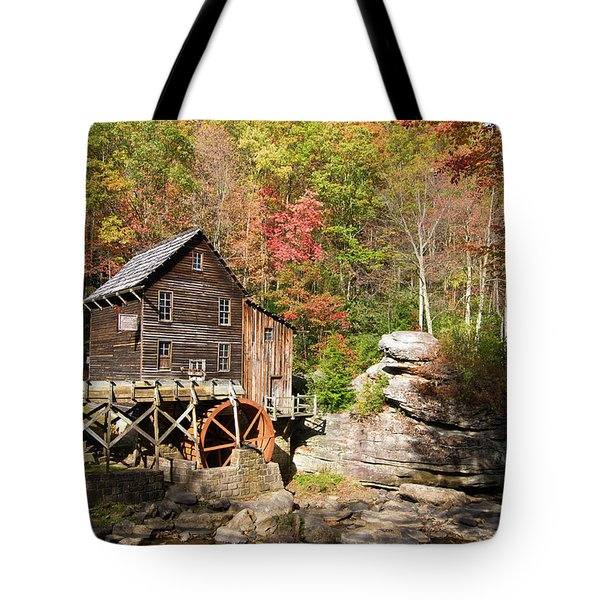 West Virginia Mill Tote Bag