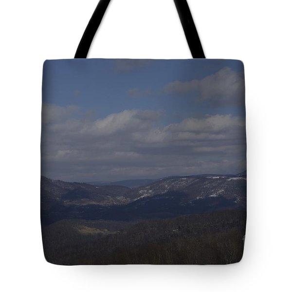 West Virginia Waiting Tote Bag