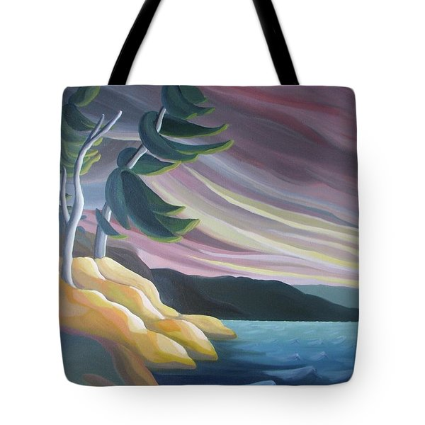 West Wind Tote Bag