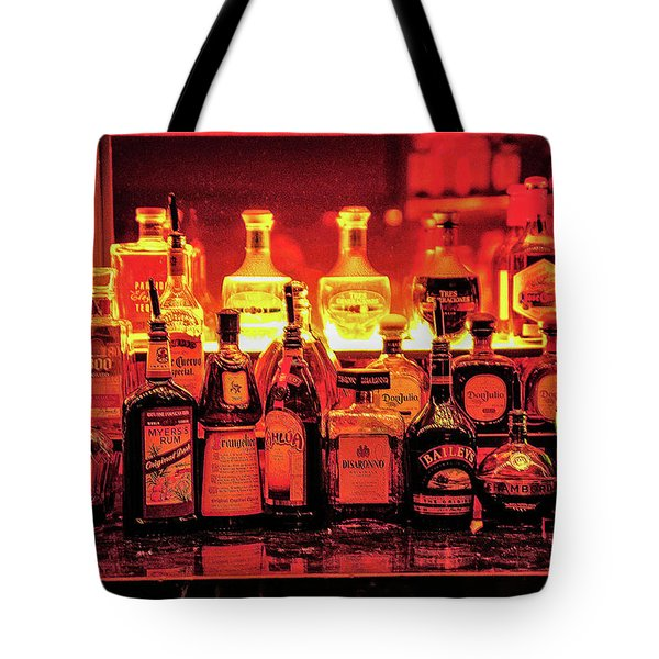 West Wing Bar Tote Bag