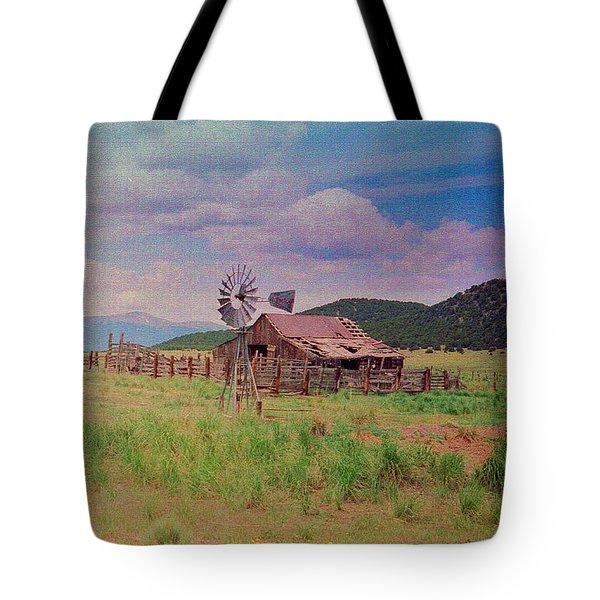 Westcliff Colorado Tote Bag