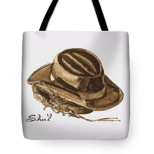 Western Apparel Tote Bag by Sher'l