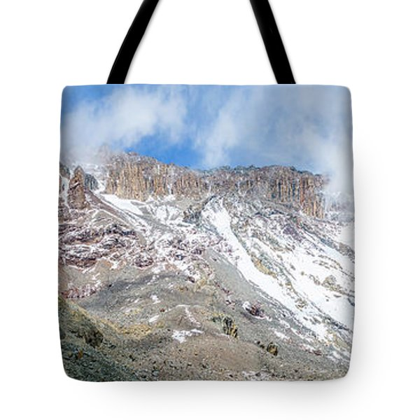 Western Breach Pano Tote Bag