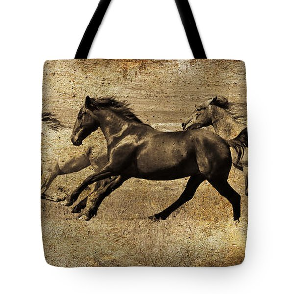 Western Flair Tote Bag