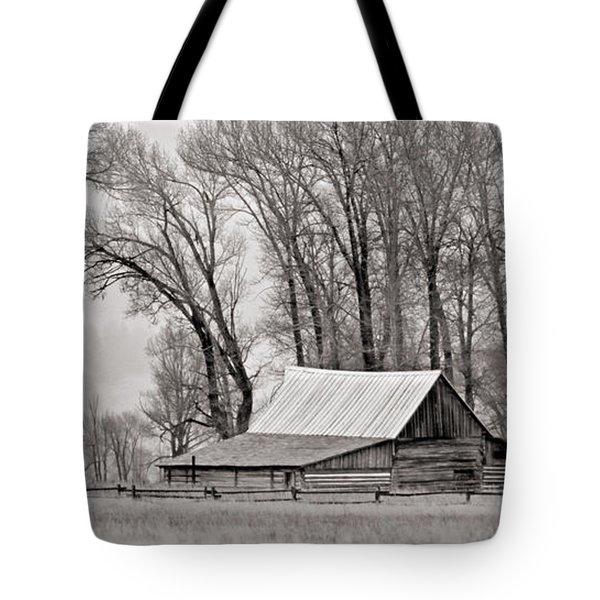 Western Heritage Tote Bag