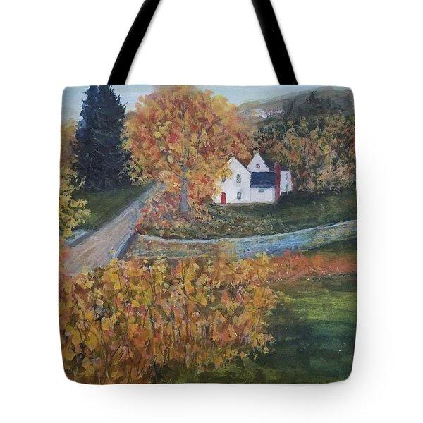 Western New York Tote Bag