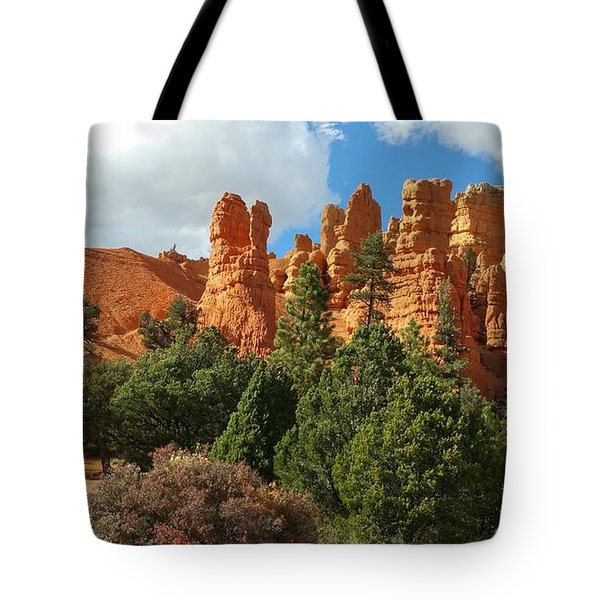 Western Skies Tote Bag