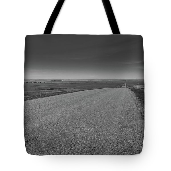 Western Sunrise Tote Bag