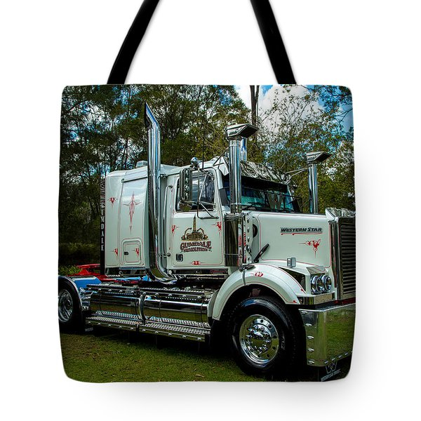 Western Star Tote Bag