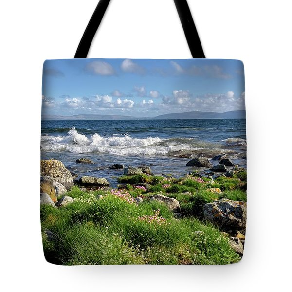 Western View Tote Bag