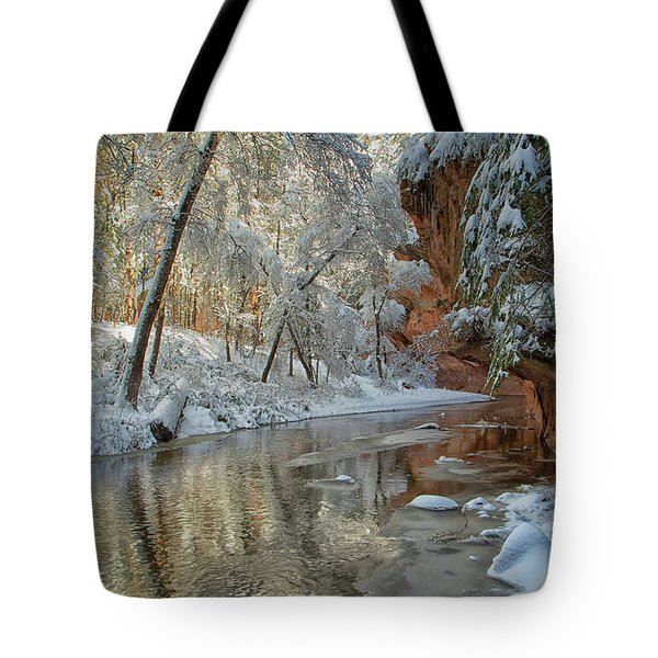 Westfork's Beauty Tote Bag by Tom Kelly