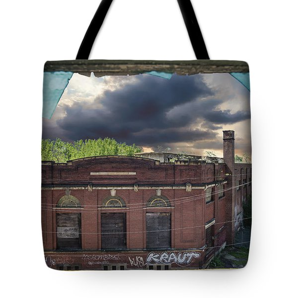 Westinghouse In A Storm Tote Bag