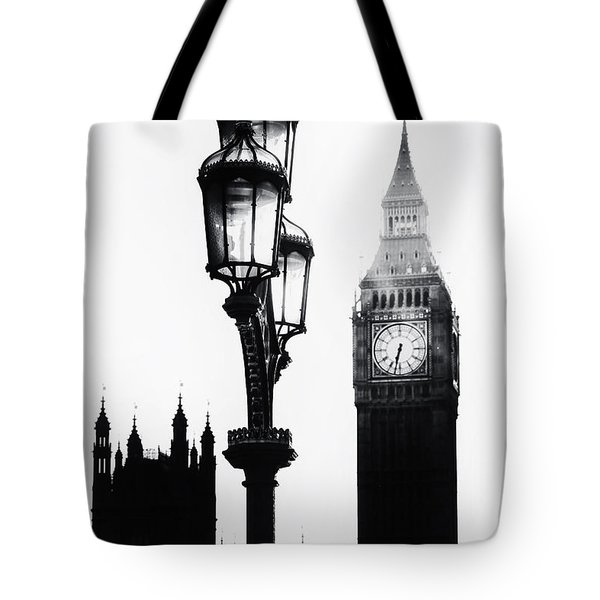 Westminster - London Tote Bag by Joana Kruse