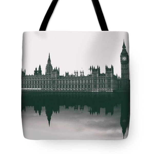 Westminster Reflection Tote Bag