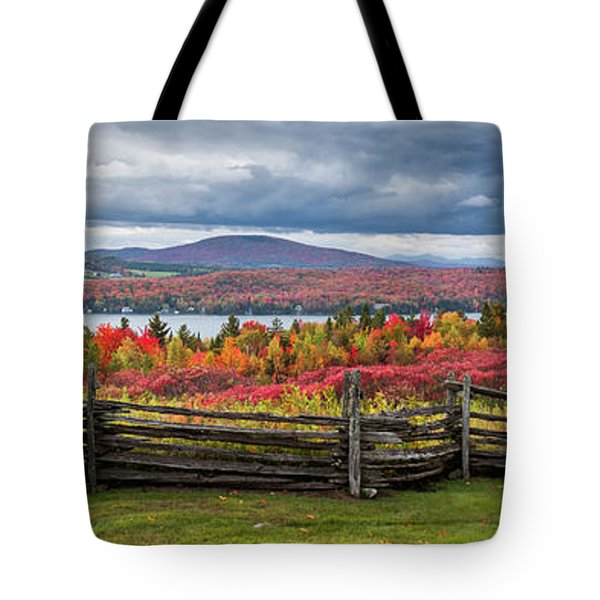 Westmore Overlook Tote Bag