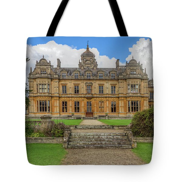 Tote Bag featuring the photograph Westonbirt School For Girls by Clare Bambers