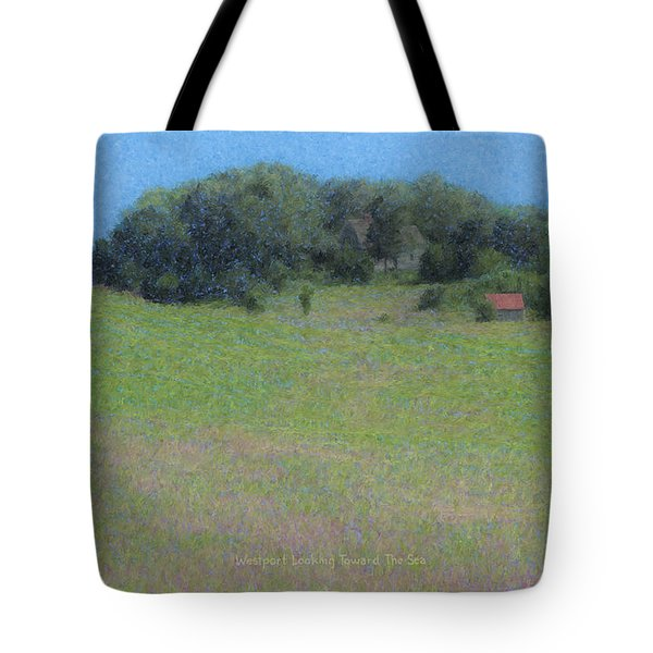 Westport Meadow Tote Bag