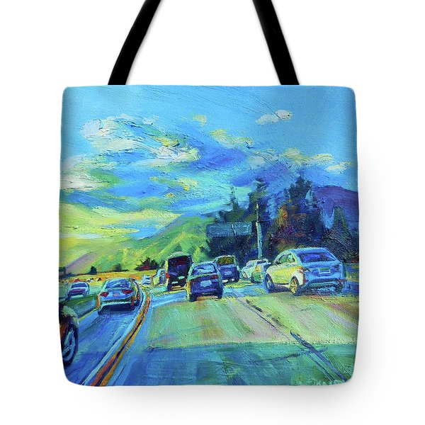 Westward Tote Bag