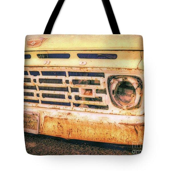 Westward Bound Tote Bag