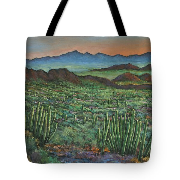 Westward Tote Bag