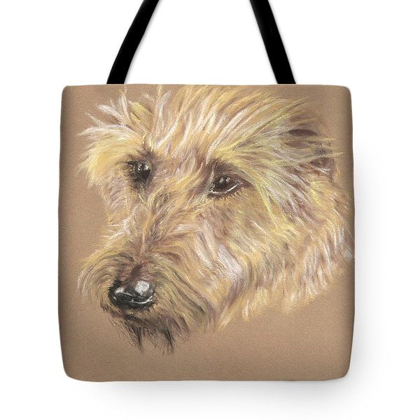 Wet Beard Tote Bag